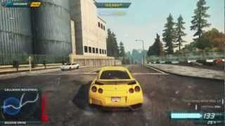 Need For Speed: Most Wanted (2012) Gameplay (PC HD)