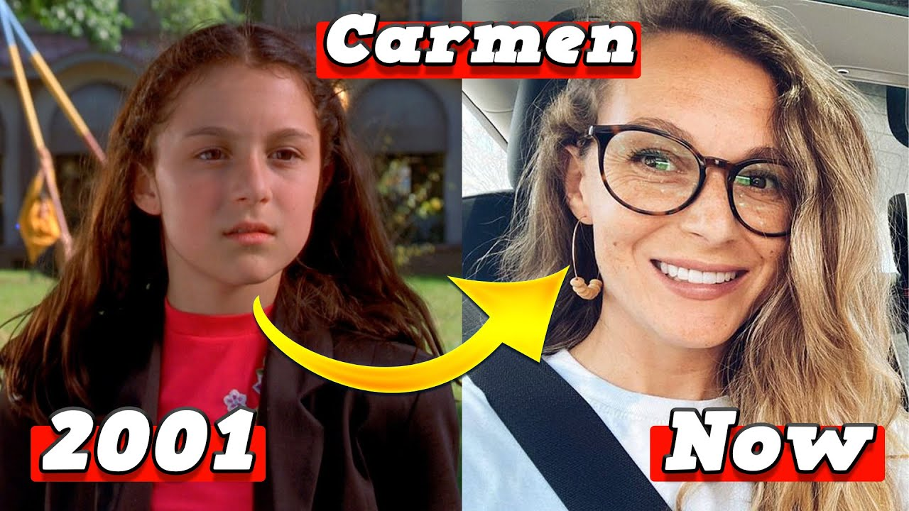 Download Spy Kids Cast - Then and Now 2021