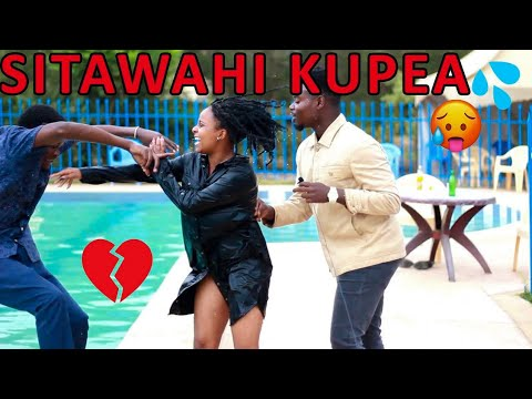 Download *Mimi na Mike tulienda RAW!!💔🙆🏿♂️* He pushed her in the pool Loyalty test gone violent!! 💔 EP.19
