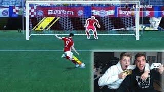 FIFA 17 - DAS HEFTIGSTE 11 METER SCHIESSEN EVER ⛔️😱 vs FIFAGAMING !