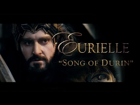 The Hobbit (Part 1): 'Song Of Durin' by Eurielle - Lyric Video (Lyrics by J.R.R. Tolkien)