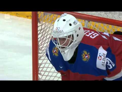 Vladislav Kamenev rages and hits official with stick [FIN]  FIN - RUS