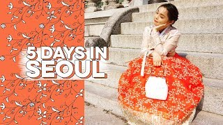 5 Ngày ở Seoul ♡ First Time in Seoul ♡ TrinhPham
