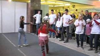 """Відео дитячих танців """"ТОНУС""""  Lena Meyer - Landrut - Satellite"""