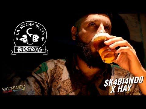 La noche de las birrerias - Escabiando por hay
