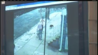 Video shows Spooner shooting Darius Simmons