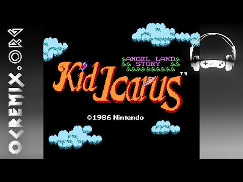 OC ReMix #371: Kid Icarus 'Funky Dungeon' [Labyrinth] by Mazedude