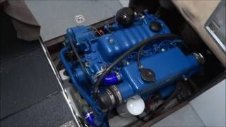 demarrage moteur perkins 4108