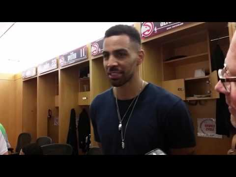 Atlanta Hawks Thabo Sefolosha After Win Over Rockets