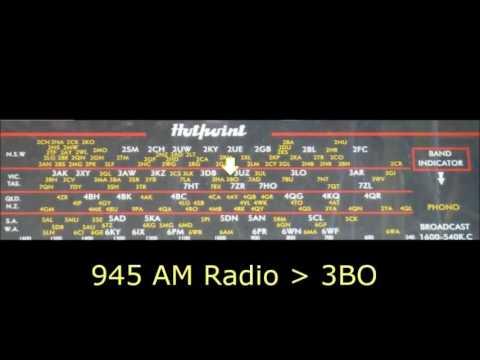 1994 Radio 3BO 945 AM Victoria Mystery Music Mix