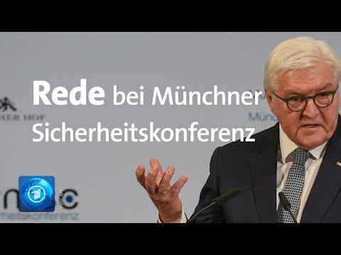 Steinmeier kritisiert USA,