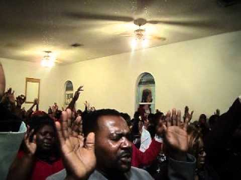 PROPHET BRIAN CARN AT CHURCH OF GOD GOSPEL TABERNACLE LAKELAND FLA APRIL 29 2012