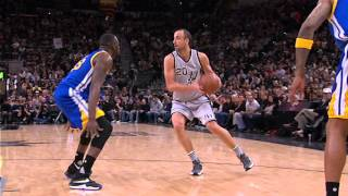 Warriors vs. Spurs Lockdown Defense!