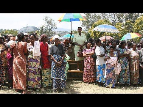 Rwandan Women Rising — A Talk with Ambassador Swanee Hunt