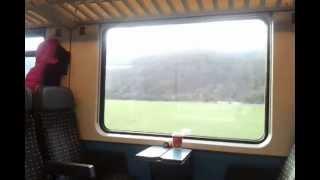 Hollanda'dan Almanya'ya Tren Yolculugu 1