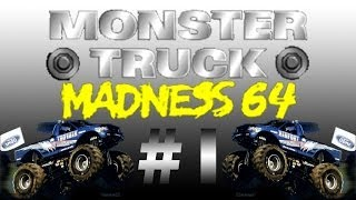 Monster Truck Madness 64 (Part 1): Are you ready? - S.H.A.D.O.W.S. Games
