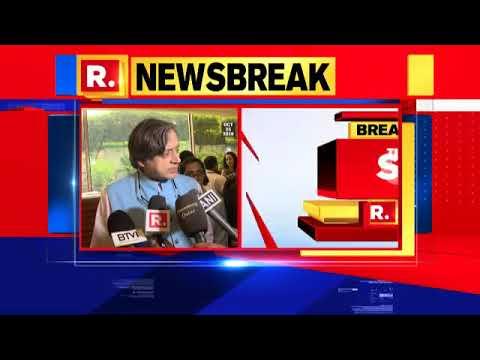 Shashi Tharoor Takes Aim At PM Narendra Modi
