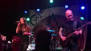 Cellar Darling - Avalanche @ Audio, Glasgow (1 April 2018)