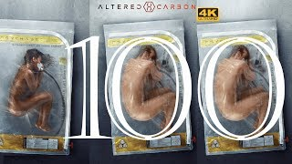 👥Разбор Видоизмененный углерод (Altered Carbon) в 4К - Мыслить №100