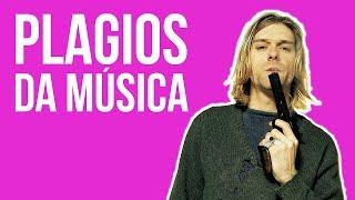 10 MÚSICAS ACUSADAS DE PLÁGIO | 10QualquerCoisa thumbnail