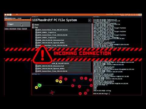 Hacknet - Full Walkthrough (1h)