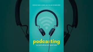 16th Aug 2018 - I'm in an academic text about #podcasting!!! (So proud!!!)