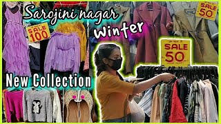 Sarojini Nagar October New Collection & Winter Collection | Part - 1