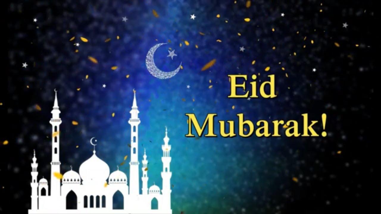 Eid Mubarak Eid Mubarak Whatsapp Status Video 2019 Eid Mubarak 2019 Special Whatsaap Status Video Youtube