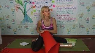 Самый лучший коврик для тренировок дома - йоговский липкий из MagicOnShopa(, 2014-05-12T20:31:09.000Z)