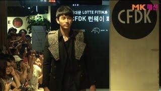 "[MK패션영상] 동대문 상설 패션쇼, ""남성복…"