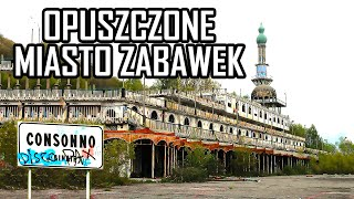"""Opuszczony """"Disneyland"""" we Włoszech, Consonno Miasto Zabawek - Urbex History"""