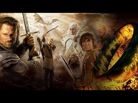 The Lord of the Rings: The Motion Picture Trilogy Soundtrack Tracklist