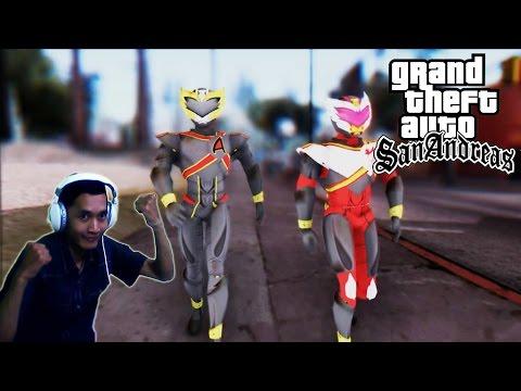 GTA Bima X melawan penjahat