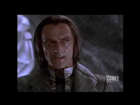 Gul Dukat / Quark In Arena as Rogor & Weezil
