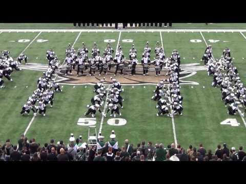 Ohio University Marching 110 - Eye of the Tiger / Rocky Medley