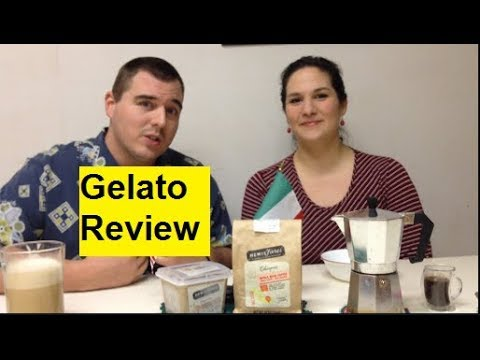 Is Hemisfares Gelato the Best Italian Gelato?  See Our Gelato Review