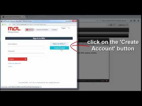 MOL Account Registration