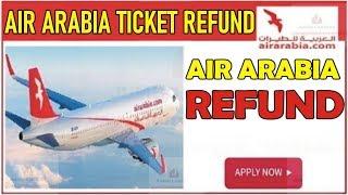 How to Refund Air Arabia Ticket  2020 screenshot 3