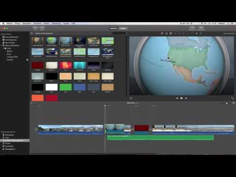 iMovie 10.10 Tutorial deutsch  -  Grundlagen, Musik, Titel