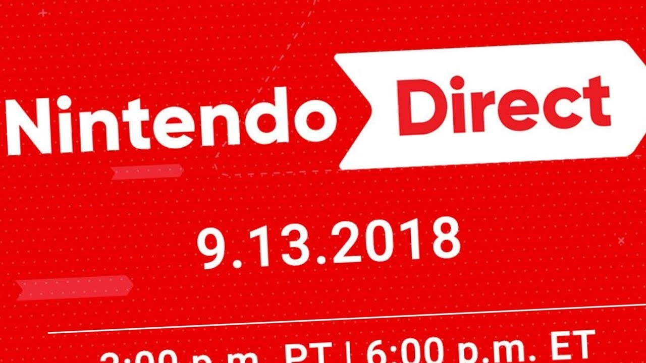 Nintendo Direct: Watch Live