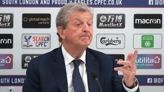 Crystal palace 2-1 chelsea - roy hodgson full post match press conference - premier league