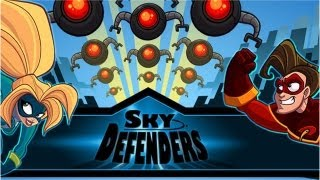 Official Sky Defenders Launch Trailer