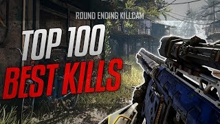 Call of Duty: Top 100 Best Kills of all time (Best COD Kills Ever) [Best Sniper Clips] [2]