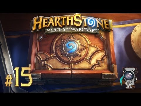 Hearthstone: Heroes of Warcraft #15 - Арена. Джайна.