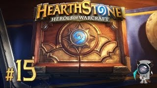 Hearthstone: Heroes of Warcraft #15 - Арена. Джайна.