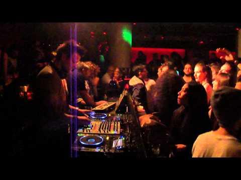 Noir. Finnebassen - Touching Me / New Order - Blue Monday (Lewis Lastella Remix) @Sixx, Athens