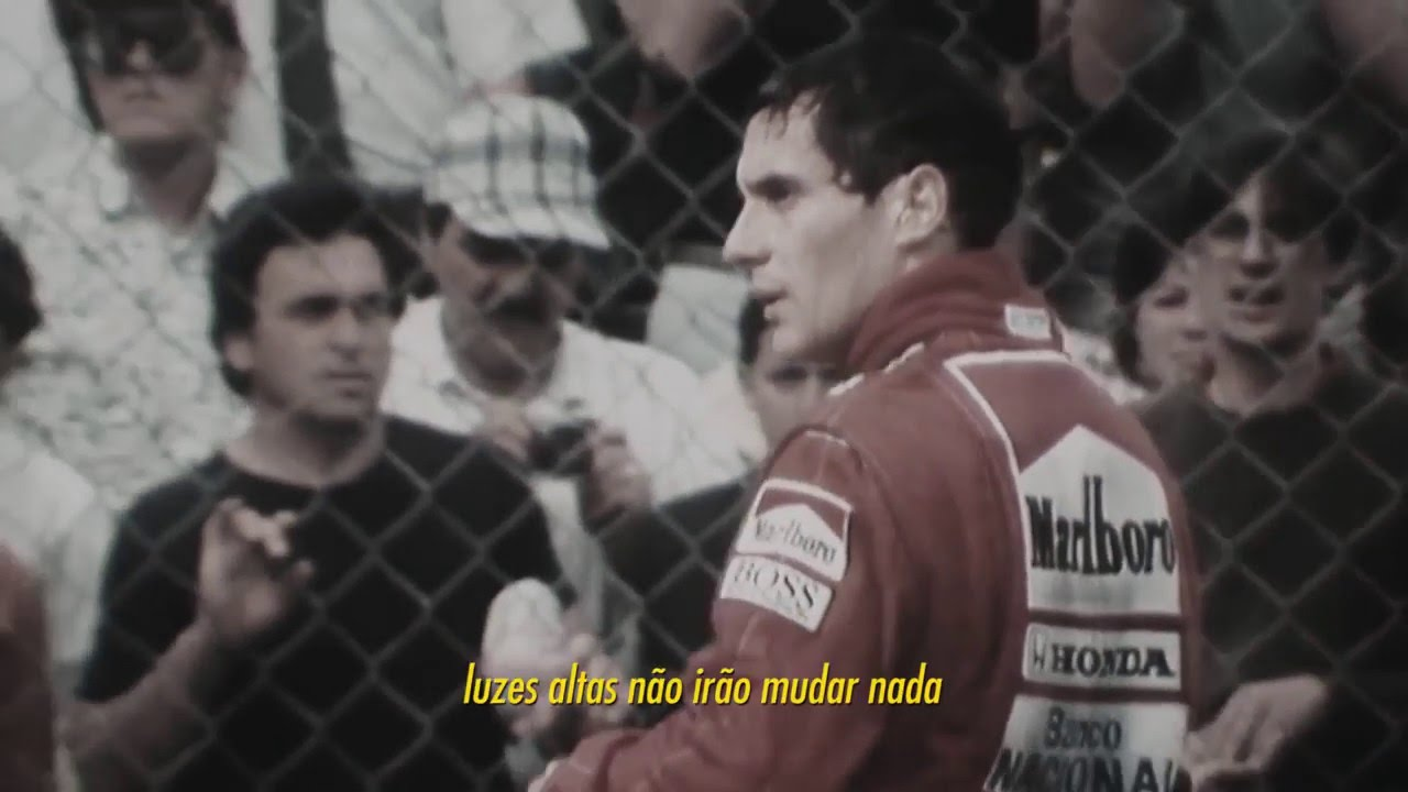 Ayrton Senna: A Rush Through The River, by Grandphone Vancouver #SennaVive