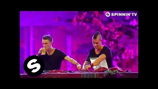 Blasterjaxx & MOTi ft. Jonathan Mendelsohn - Ghost In The Machine (Blasterjaxx @ Tomorrowland)