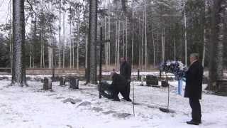 Finlands Självständighetsdag, 6 december 2014 -  Suomen  Itsenäisyyspäivä 2014