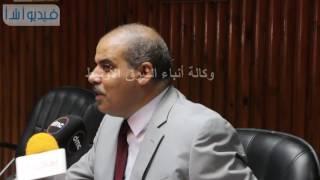 بالفيديو : رئيس جامعة الأزهر  لم يتم